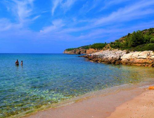 10 najlepših plaža Tasosa će vas začarati i navesti da mu se zauvek vraćate